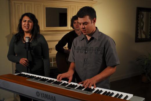 Musicademy Worship Keyboards